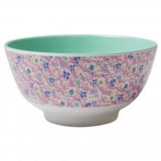 Bol à fleurs - Multicolore