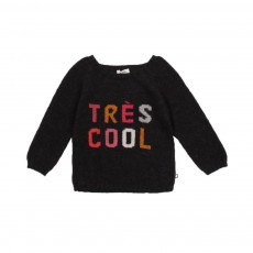Pull Très Cool Gris anthracite