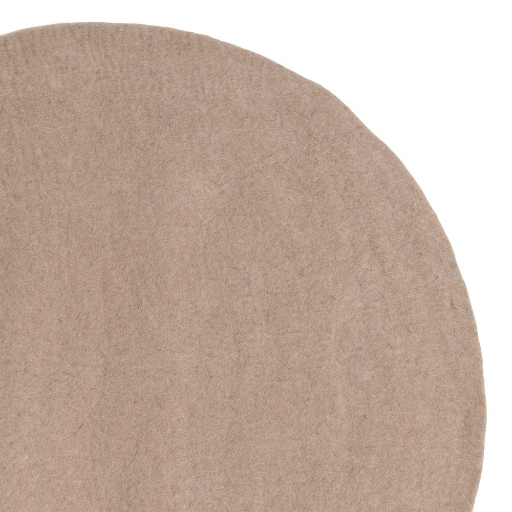 tapis rond taupe tapis rond jute beige taupe 50 902236742a07 pimkie tapis rond moderne taupe. Black Bedroom Furniture Sets. Home Design Ideas