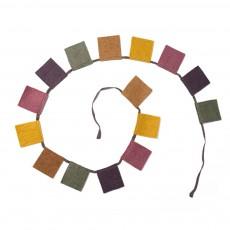 Guirlande drapeaux de prières
