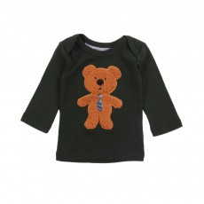 T-shirt Booboo Bear Vert sapin