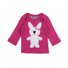T-shirt Cuttie Bunny Rose