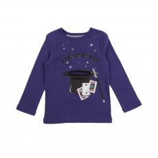 T-shirt Abracadabra Bleu marine