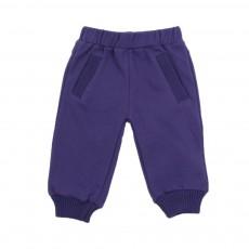 Pantalon Perry Bleu indigo