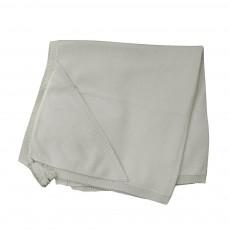 Couverture cachemire - Blanc