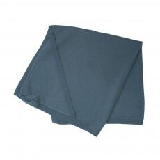 Couverture cachemire - Bleu
