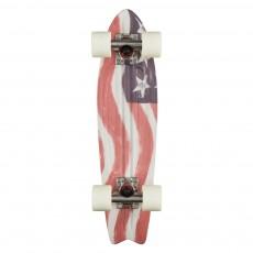 Skateboard Graphic Bantam Americana
