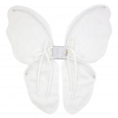 Ailes de papillon - Blanc