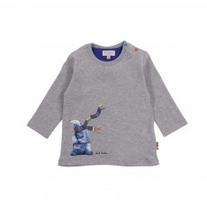 T-shirt Geth Gris