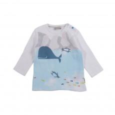 T-shirt Guenole Blanc
