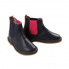 Chaussures Mathilda Bleu marine