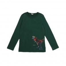 T-shirt Gery Vert sapin