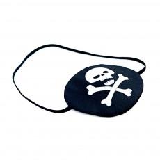 Bandeau de pirate élastique