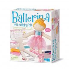 "Kit ""Crée ta propre poupée ballerine"""