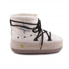 Boots Fourrées North Star Boot Crème