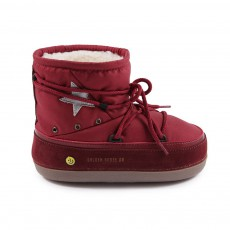 Boots Fourrées North Star Boot Bordeaux