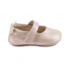 Chaussons Dolly Doré