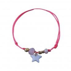 Bracelet Comete Rose