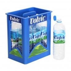 Caisse d'eau Volvic