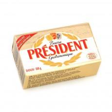 Brique de beurre Président