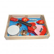 Coffret musical enfant