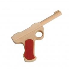Pistolet colt bois