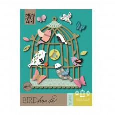 Coffret Bird House Le Chant des Oiseaux