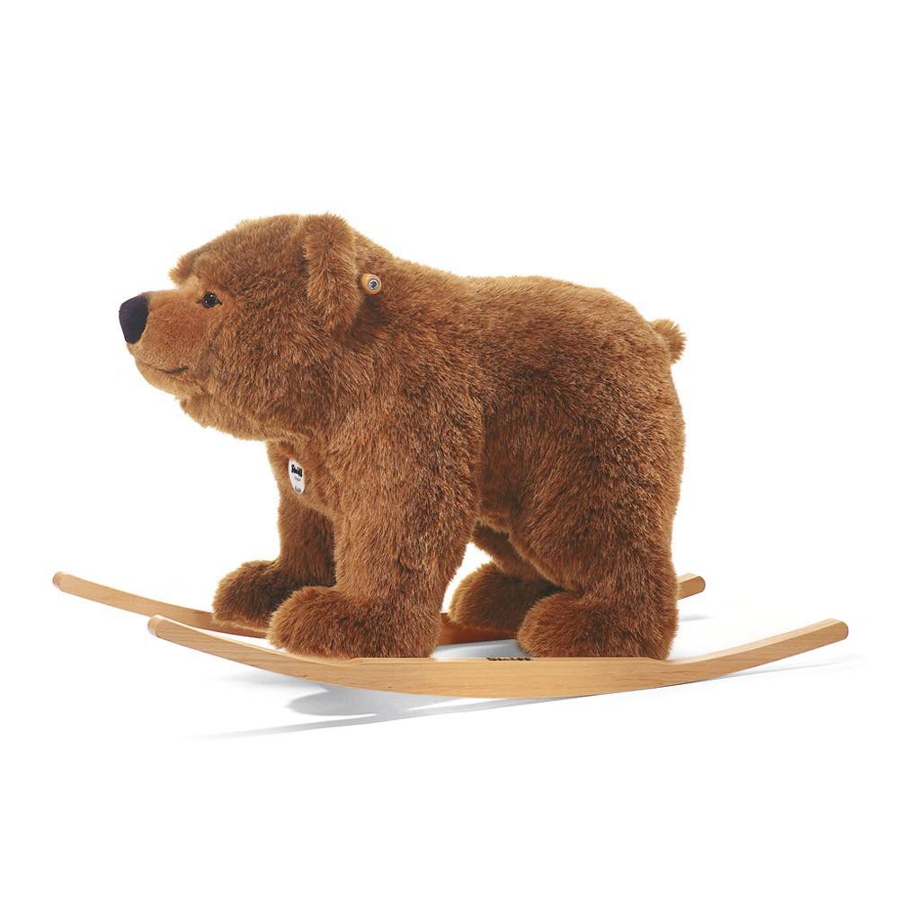 ours bascule steiff jeux jouets loisirs enfant smallable. Black Bedroom Furniture Sets. Home Design Ideas