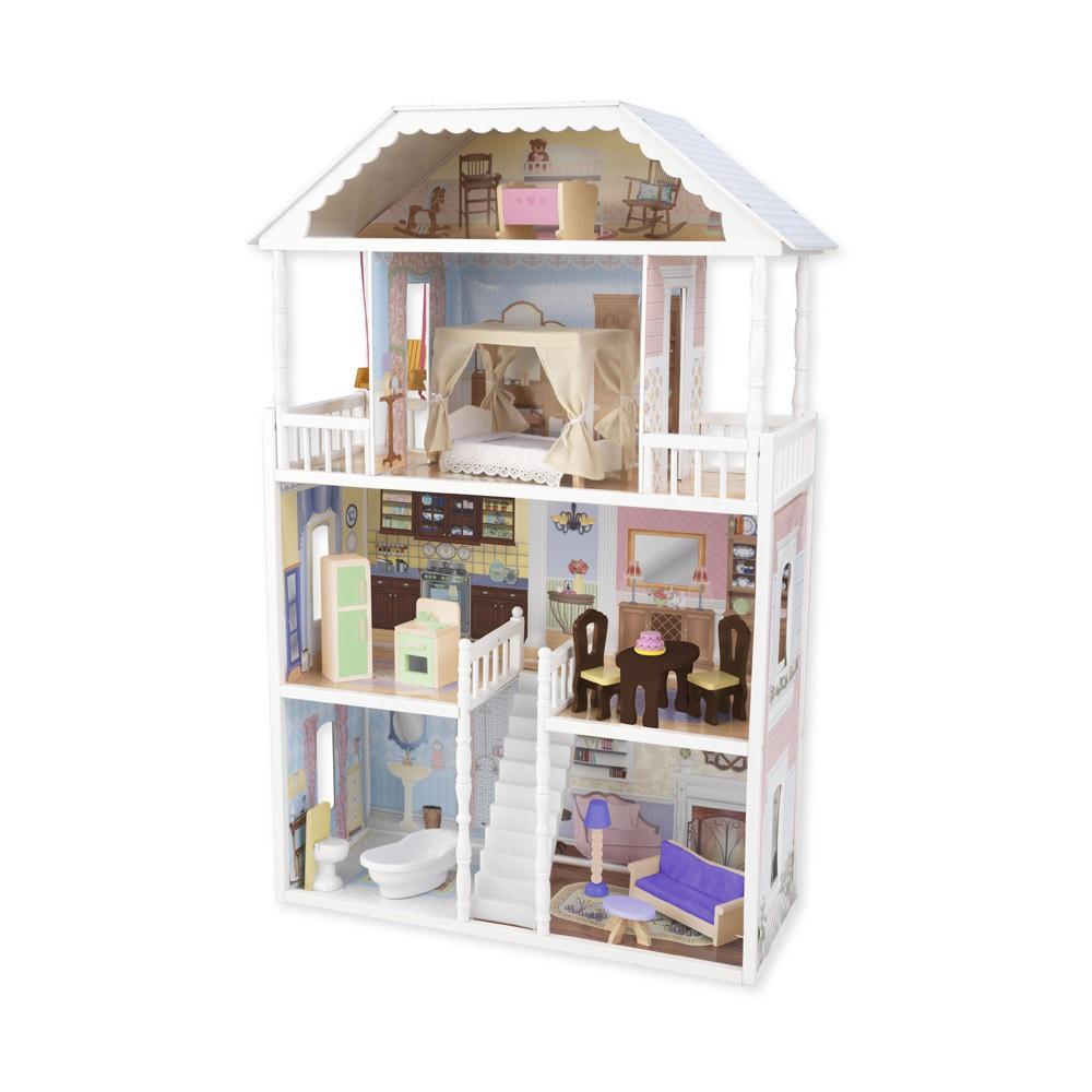 Maison de poup e savannah kidkraft jeux jouets loisirs enfant smallable - Report de paiement de 3 mois par cb ...