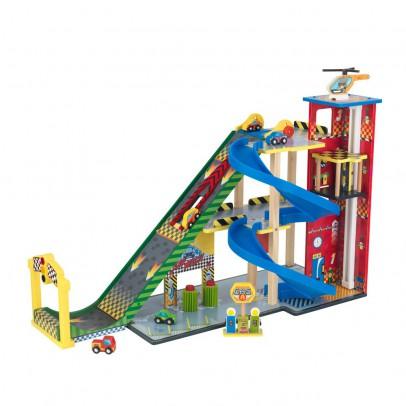 rampe pour voitures kidkraft jeux jouets loisirs enfant smallable. Black Bedroom Furniture Sets. Home Design Ideas
