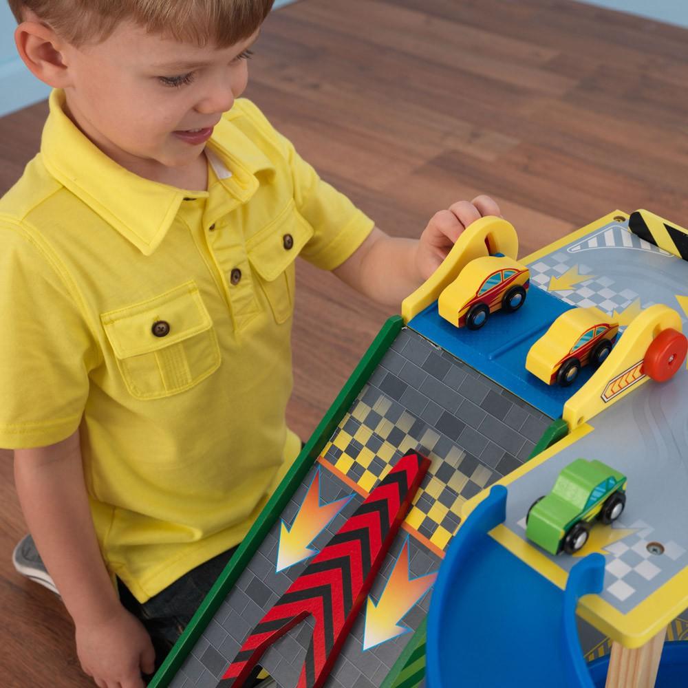 rampe pour voitures kidkraft jouet et loisir adolescent enfant. Black Bedroom Furniture Sets. Home Design Ideas