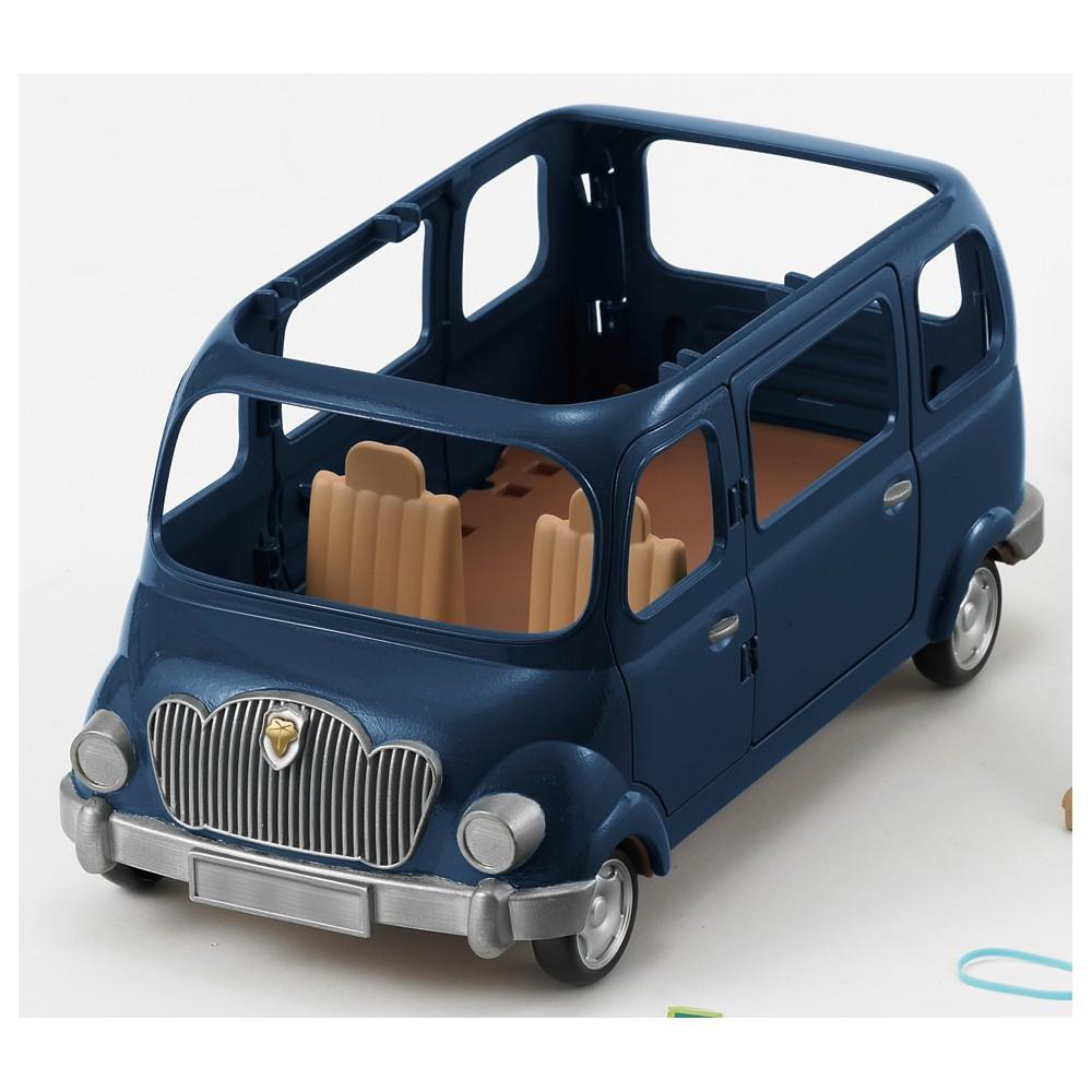 voiture monospace sylvanian jeux jouets loisirs enfant smallable. Black Bedroom Furniture Sets. Home Design Ideas