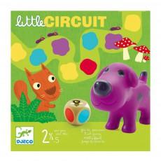 Little circuit - Jeu de parcours