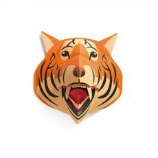 Tableau Pop-up Tigre