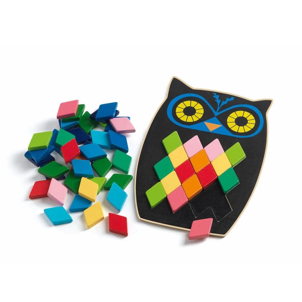 jeu magn tique mosa boo djeco jeux jouets loisirs. Black Bedroom Furniture Sets. Home Design Ideas