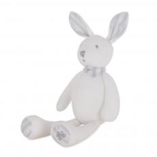 Doudou pantin Augustin le lapin