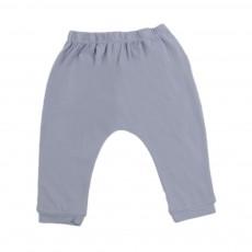 Pantalon Jersey Bébé  Bleu