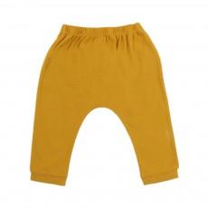 Pantalon Jersey Bébé  Ocre