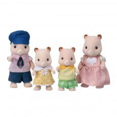 Famille Hamster