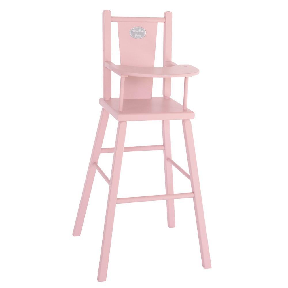 chaise haute pour poup e moulin roty jeux jouets loisirs enfant smallable. Black Bedroom Furniture Sets. Home Design Ideas