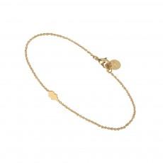 Bracelet Nuage Clymer Doré