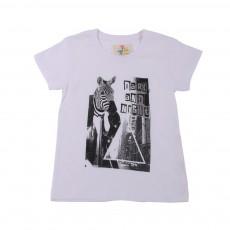 T-shirt Anebre Blanc