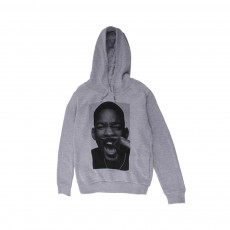 Sweat Will  Gris chiné