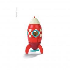 Fusée magnétique