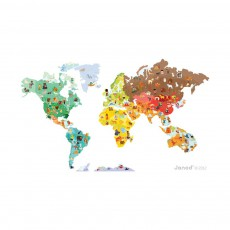 Magneti'stick - Map monde