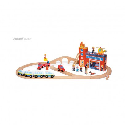 Image du produit Train express pompier