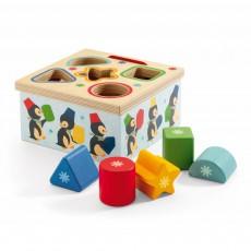 Boîte à forme Geo Pingy