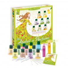 Mon atelier de parfums