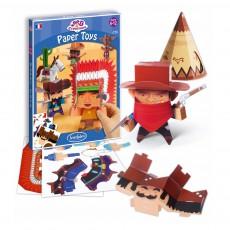 Paper Toys - Far West