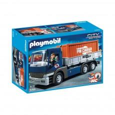 Camion porte-conteneurs réf.5255
